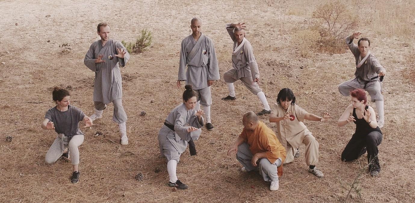 Stage de GongFu Shaolin – initiation au bâton Du 14 au 20 Juillet 2019