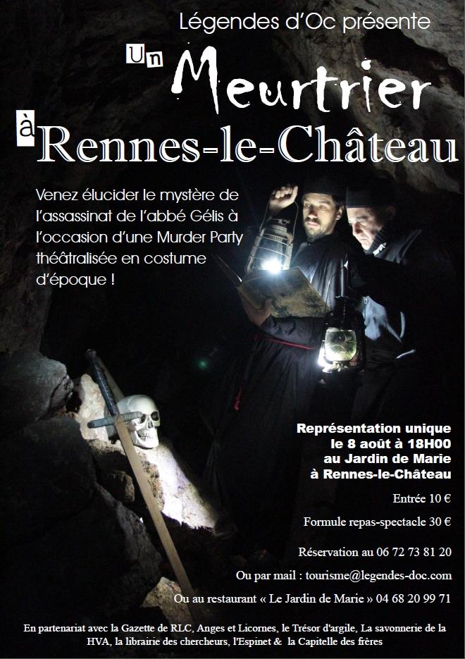 Un Meurtrier à Rennes-le-Château