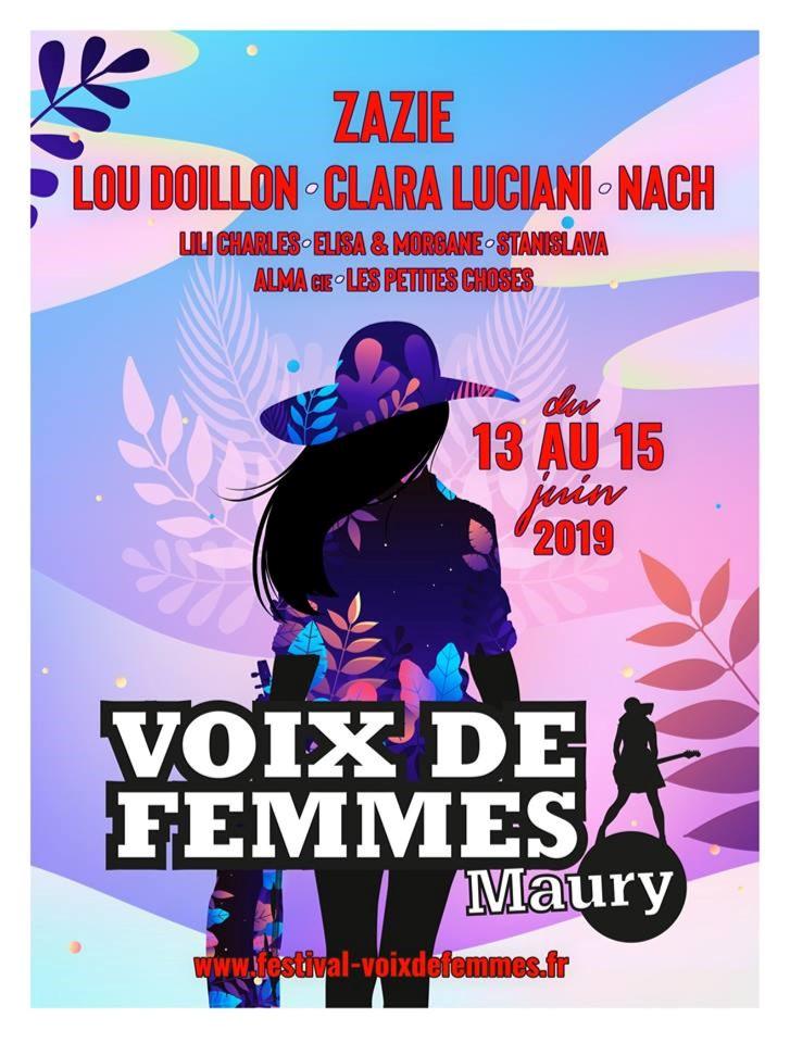 Voix de Femme à Maury