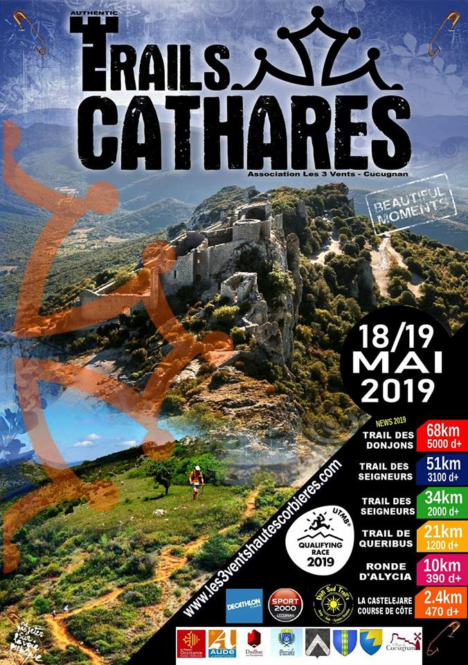 TRAIL CATHARE